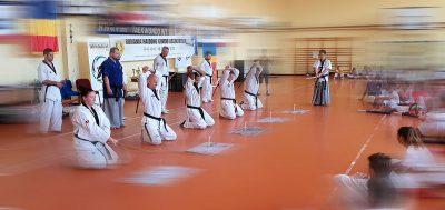 Seminar National de Haidong Gumdo 2019 - Eforie Sud - Romania